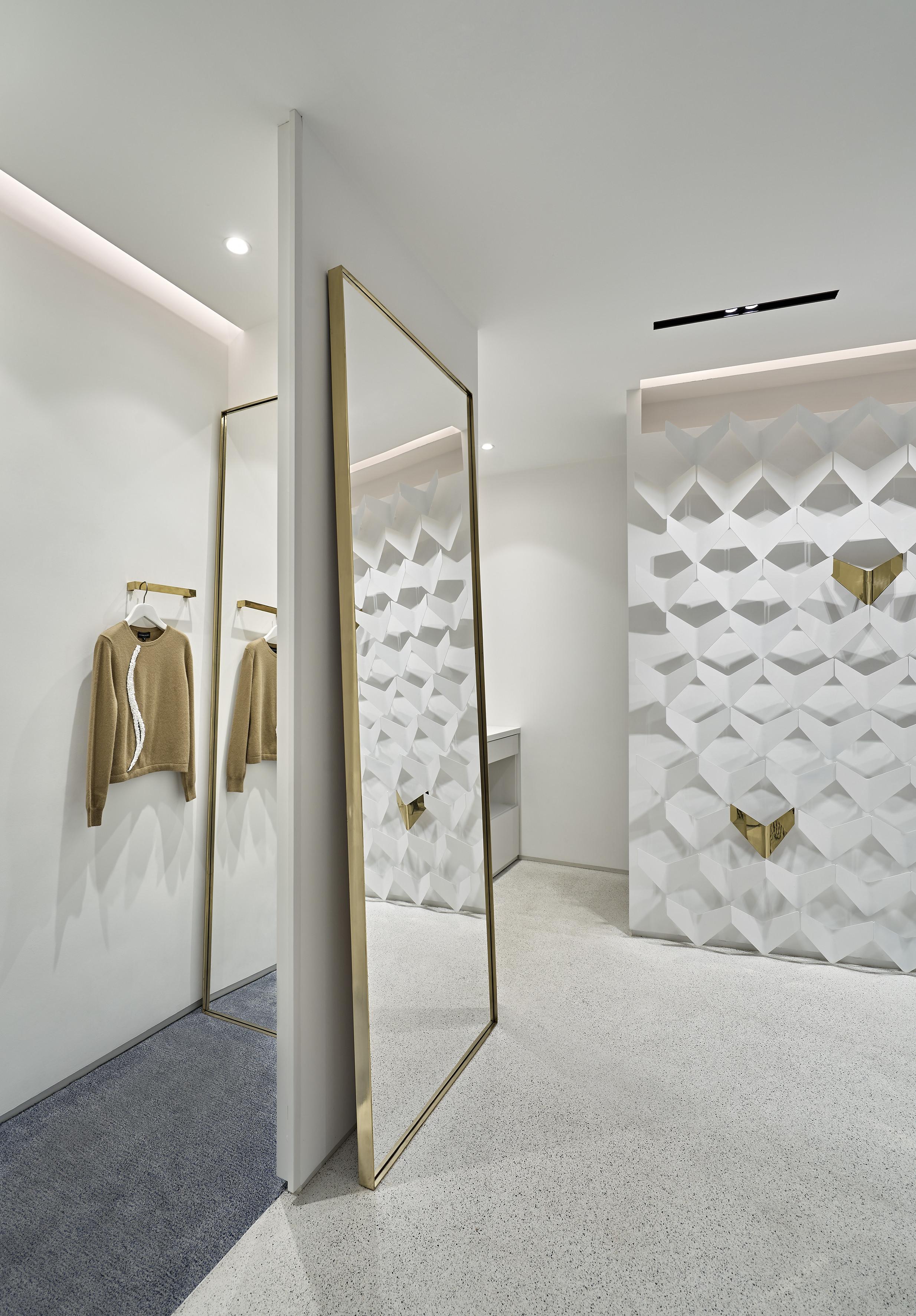 Cashmere In Love Interiors Retail Istanbul Urastudio